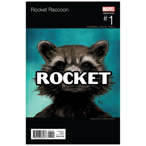 ROCKET RACCOON #1 HIP HOP VARIANT