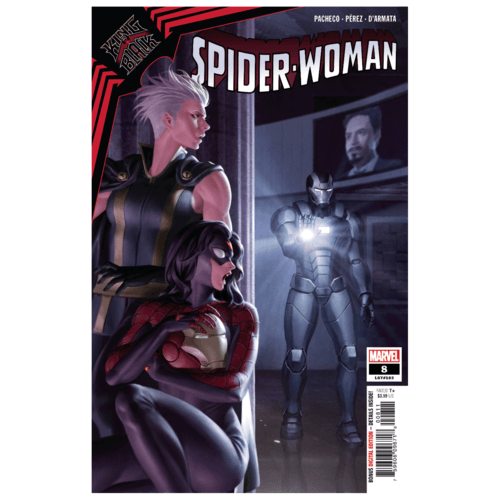 SPIDER-WOMAN #8 KIB