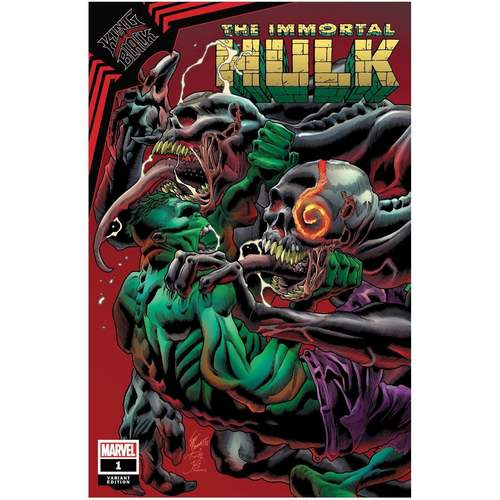 KING IN BLACK IMMORTAL HULK #1 BENNETT VAR