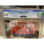 The Incredible Hulk #120 CGC 8.0