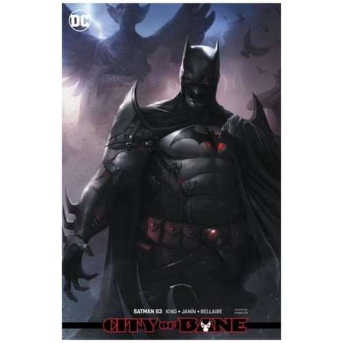 BATMAN 83 CARD STOCK VAR ED
