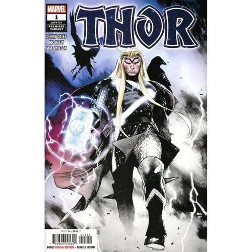 THOR #1 - OLIVIER COIPEL PREMIERE VARIANT