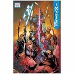 X OF SWORDS CREATION #1 DAUTERMAN LAUNCH VAR