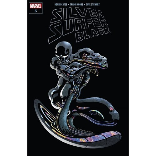 SILVER SURFER BLACK 5