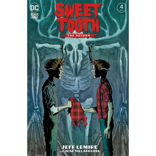 SWEET TOOTH THE RETURN #4 (OF 6) (MR)