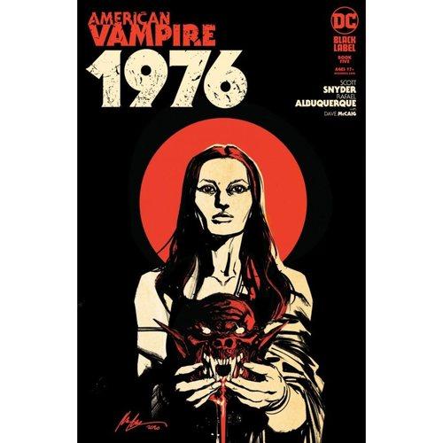 AMERICAN VAMPIRE 1976 #5 (OF 9) CVR A RAFAEL ALBUQUERQUE (MR)