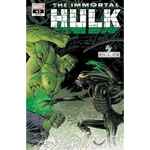 IMMORTAL HULK #43 SHALVEY MARVEL VS ALIEN VAR