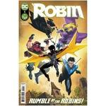 ROBIN #5 CVR A JORGE CORONA