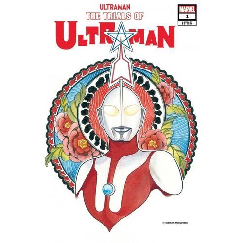 TRIALS OF ULTRAMAN #1 (OF 5) MOMOKO VAR