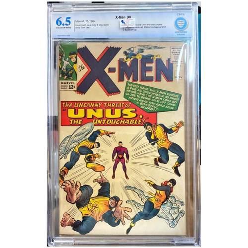 X-MEN 8 CBCS 6.5