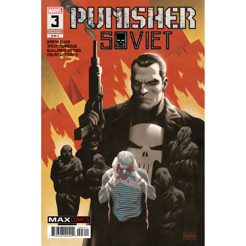 PUNISHER SOVIET 3 OF 6 MR