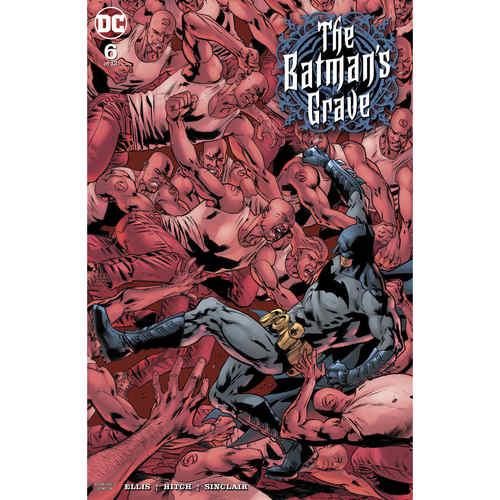 BATMANS GRAVE 6 OF 12