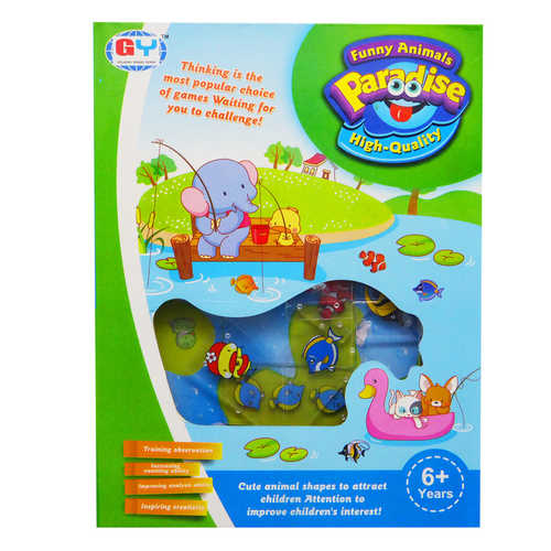 Play N Learn Maths Animal Paradise