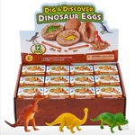 Science Educational Toy For Kids Dig A Dinosaur Egg  Play N Learn Party Gift