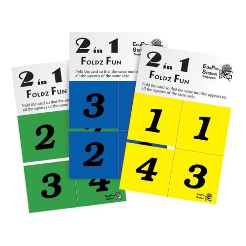 Play N Learn Foldz Fun Game