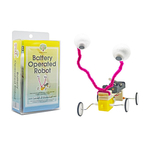 STEM Battery Operated Self Assembly Robot For Kids Learning Resource