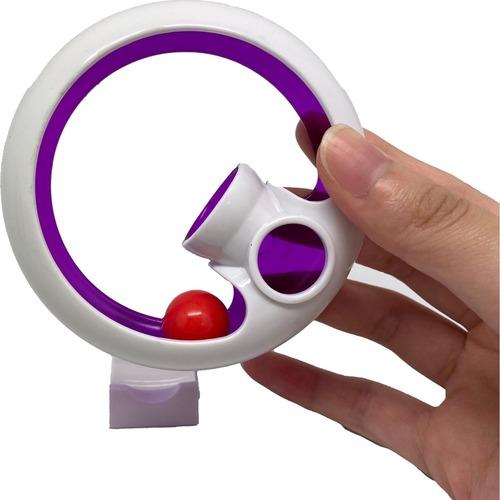 Developmental IQ Fidget Toy For Kids Play N Learn Party Gift Energy Loop Hoop  Random Colour