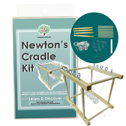 Play N Learn STEM Newtons Cradle
