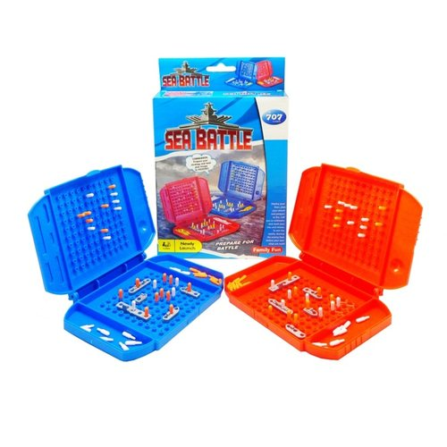Play N Learn Sea Battle Game