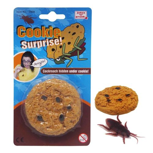 Cookie Suprise