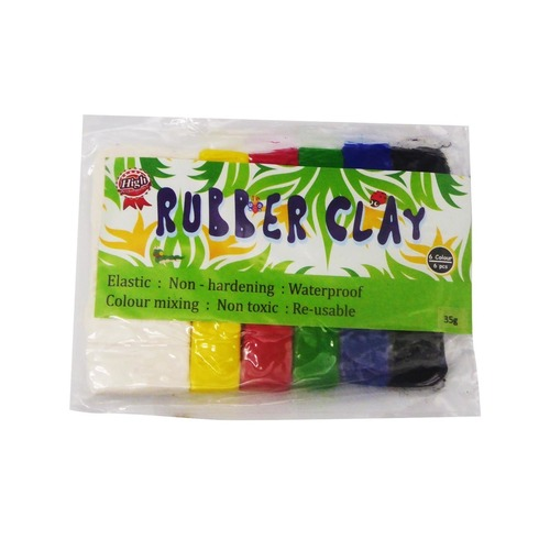 Eco rubber clay 35 gm