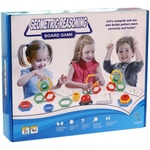 Play N Learn Geometric Reasoning Board Game