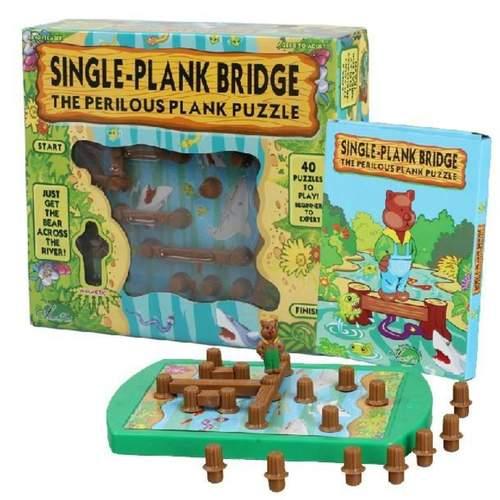 Play N Learn Math Single Plank Game