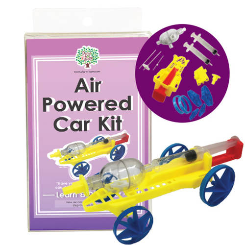 PNL Science Air Powered Car Kit