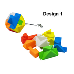 Play N Learn Luban Lock Interlock IQ Puzzle