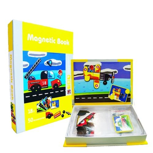 Magnetic Book - Transportation