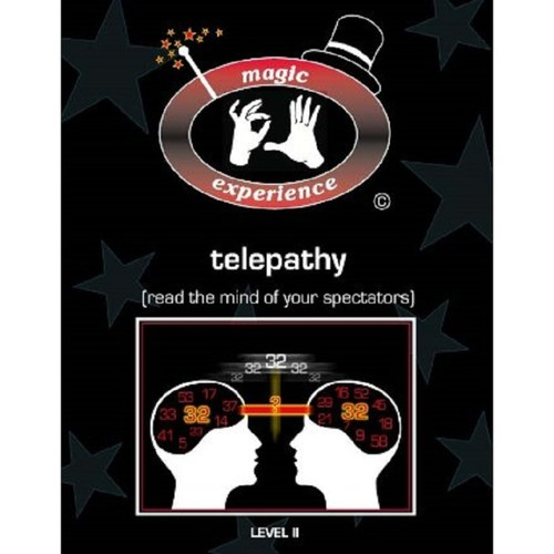 Party Perfect Gift Popular Play N Learn Magic Telepathy
