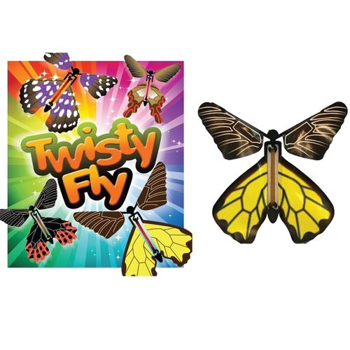 Play N Learn Science Experiment  Mini Science Toy - Twisty Fly