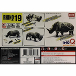Play N Learn Science Toy 3D Wind-Up Puzzle Rhino