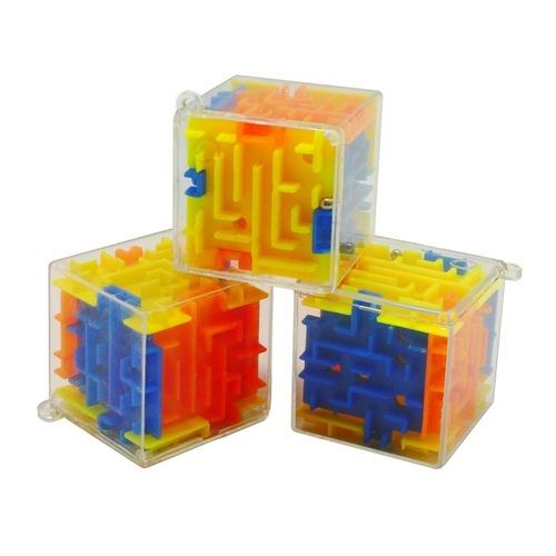 Play N Learn 3D Cube Maze