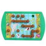 Play N Learn Math Single Plank Game