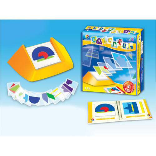 Play N Learn Colorful Pattern Game