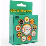 Play N Learn Reward and Motivation Sticker in Green Box