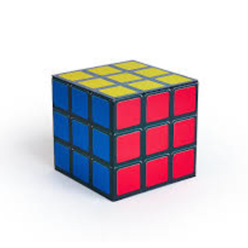 Play N Learn Mini IQ Coloured Cube
