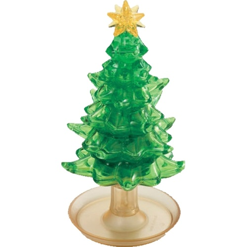 Jigsaw Puzzle Play N Learn 3D Crystal Puzzle Tree