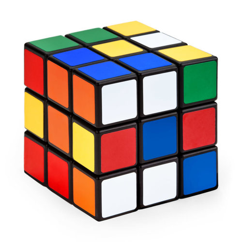 Play N Learn IQ Coloured Cube
