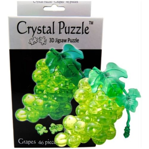 Green Grape 3D Crystal Puzzle