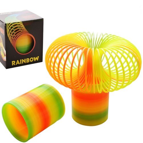 Science Educational Toy For Kids Hand Eye Coordination Play N Learn Party Gift Plastic Slinky