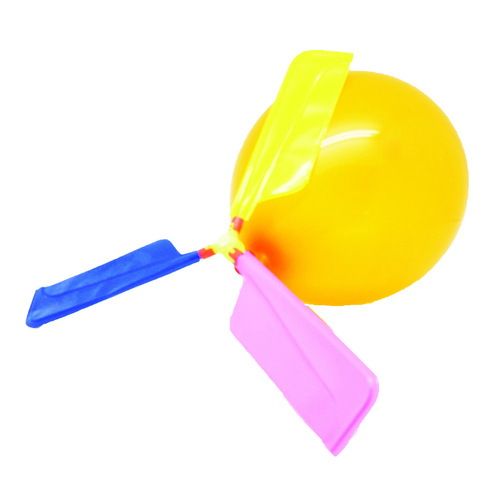 Play N Learn Mini Science Toy Balloon Helicopter