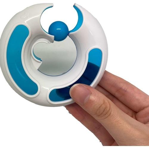 Developmental IQ Fidget Toy For Kids Play N Learn Party Gift Energy Loop Jump  Random Colour