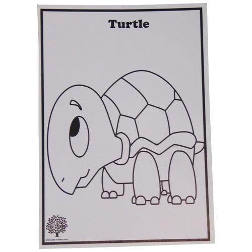 Craft Picture Card animals