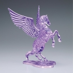 3D Crystal Puzzle Flying Horse