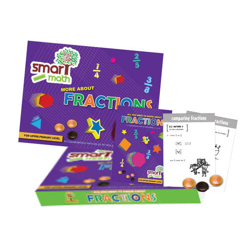 Smart Math Fraction (Upper Primary)