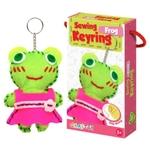 Play N Learn Art & Craft Frog Sewing Keyring