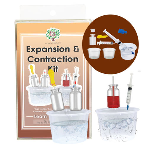Play N Learn STEM Expansion & Contraction Kit
