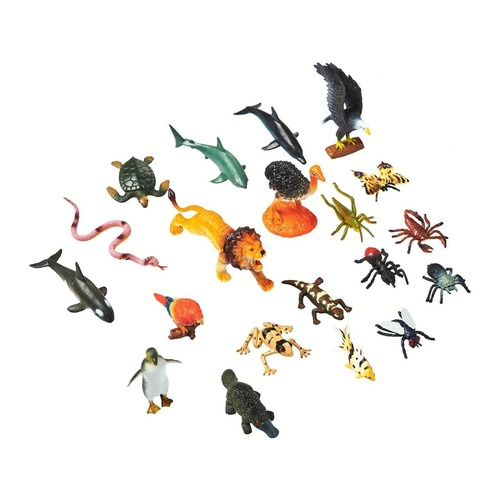 Play N Learn Science Toy Animal Classification Models Pack